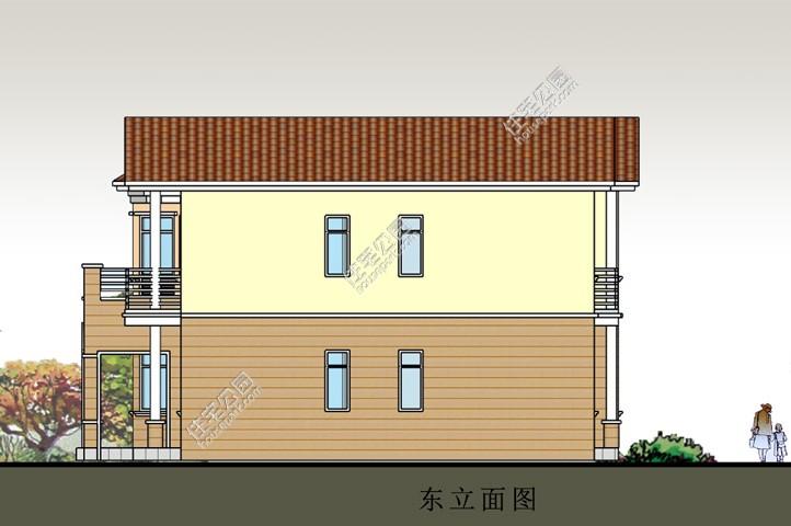厂区临时建筑 小型别墅